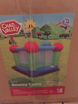 bouncy castle 6ft With Blower