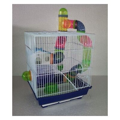 Brand New Hamster Rodent Gerbil Mice Rat Cage House * EDS2212B