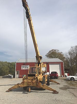 All Terrain Crane Hy-dramatic 12.5 Ton
