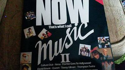 Now That's What I Call Music 1+ 2  UK Double Vinyl LP