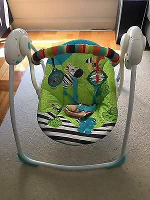Bright stars Baby Swing/Rocker - Excellent Condition
