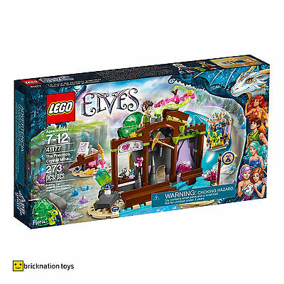LEGO 41177 ELVES The Precious Crystal Mine | Ages 7+ | 273 Pieces | NEW SEALED