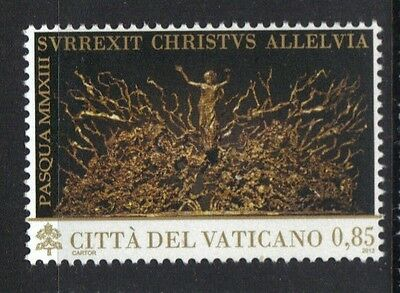 Vatican 2013 Easter MNH Stamp