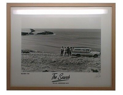 Surfing Print Limited Edition Jack Eden Prints The Search surfing memorabilia
