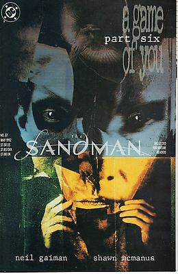 Sandman Issue 37 A Game of You