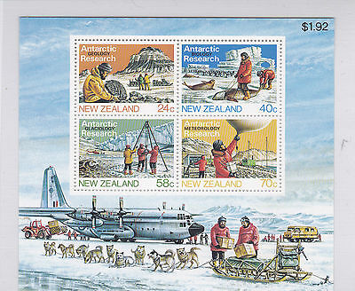 New Zealand, 1984, Antartic Research $1.92, SG MS1331, MNH