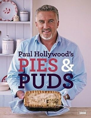 Paul Hollywood's Pies and Puds Hollywood, Paul New Book