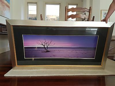 Framed Limited Edition Peter Lik Photo