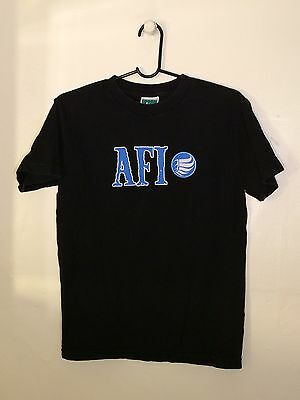 Vintage AFI Sing The Sorrow Shirt Size Small A Fire Inside
