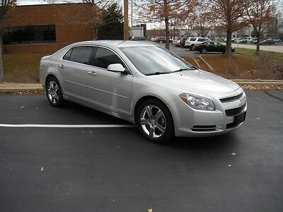 2012 Chevrolet Malibu LT w/3LT 2012 CHEVROLET MALIBU 3LT ONE OWNER CLEAN CARFAX FREE SHIPPING