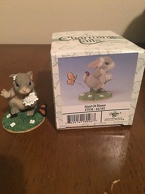 Charming Tail Figurines Maid Of Honor 82/102