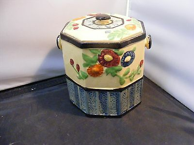 antique japanese jar antique japanese porcelain covered jar