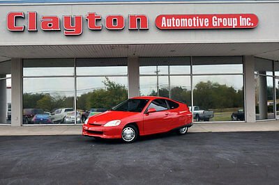 2006 Honda Insight CVT with A/C 2006 Honda Insight CVT Hybrid 1 Owner Clean Carfax Only 30k Miles!