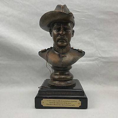 Friends of the NRA 2008 Teddy Roosevelt Bust