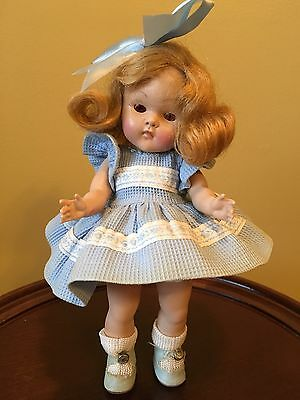 Vintage Vogue Strung Ginny Doll Transitional