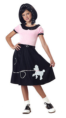 50'S Hop With Poodle Skirt - Brand New Costume!