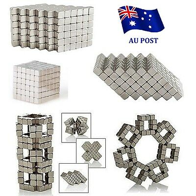 4mm 216pcs Magnet Balls Magic Square 3D Puzzle Cube Ball Sphere Magnetic toy BO