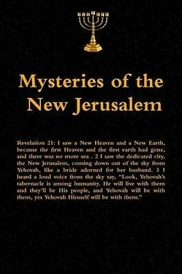 Mysteries of the New Jerusalem by Lonnie Martin.