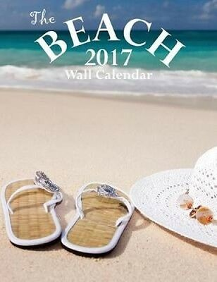 The Beach 2017 Wall Calendar (UK Edition) by Aberdeen Stationers Co.