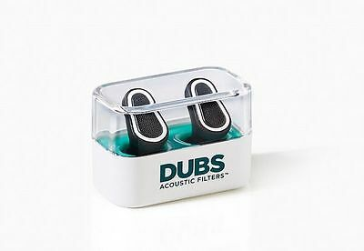Dubs Acoustic Filters, Black and White