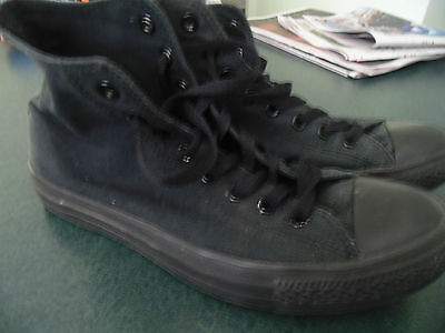 CONVERSE ALL STAR.mens boots size 8