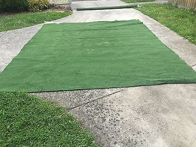 Synthetic Grass 3 Pieces