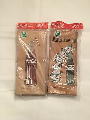 Coca Cola Lunch Bags