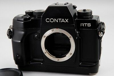 【AB- Exc】 Contax RTS III 35mm SLR Film Camera Body Only From JAPAN #1784