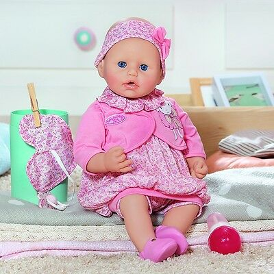 Baby Annabell Special Day Doll, Kids Interactive Newborn Baby Doll