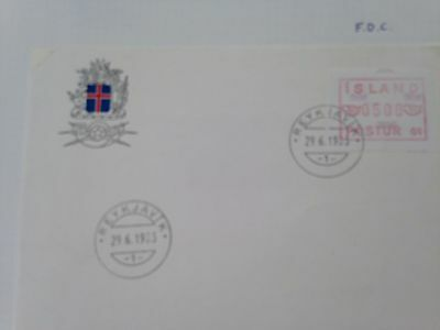 Aland and Iceland meter mark covers incl registered mail