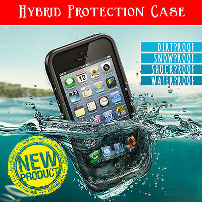 Waterproof  Shockproof Hybrid Rubber TPU Phone Case Cover For iPhone 6 6s {[114