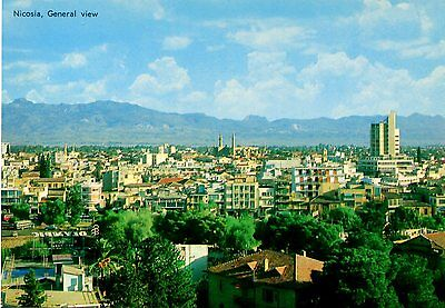 Cyprus Nicosia Dis. Postcard as picture * Combined Shipping available * CNDS7