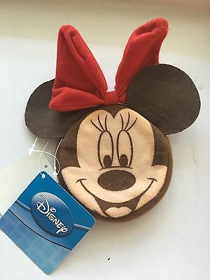 Disney Minnie Mouse Change Purse New Super Cute