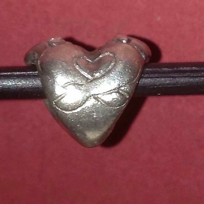 Authentic Trollbeads Hugging Hearts Charm
