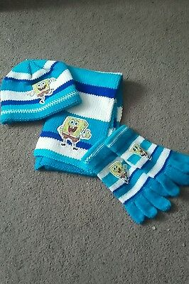 boys hat,scarf and gloves