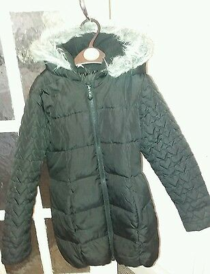 girls winter coat 6-7