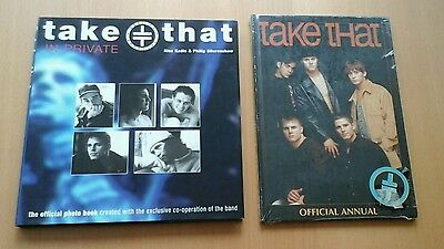 Take That Photo Book and Annual.
