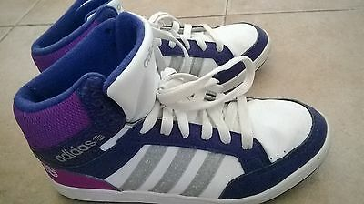 Lot chaussures Fille T35-36 Marque Adidas et Texto