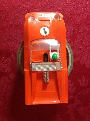 vintage Scalextric Super Electra C11 Race Tuned Red Can Motor