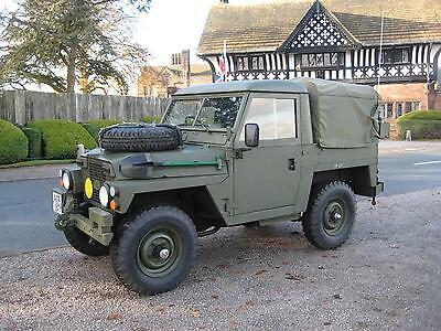 Land Rover Lightweight  Series 3 Lightweight