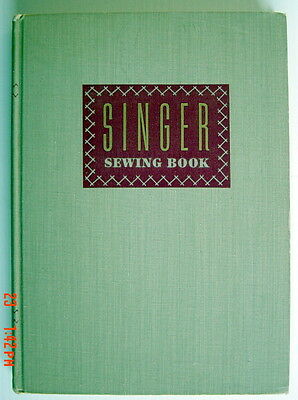 1949's Singer Sewing Book