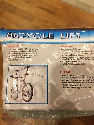 Bicycle Lift 20KG . New