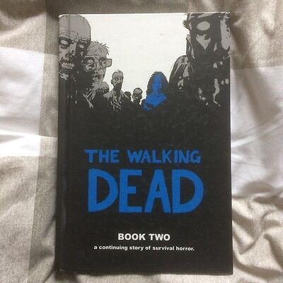 Walking Dead Book 2 Collects Issues #13-24 (volumes 3 & 4)