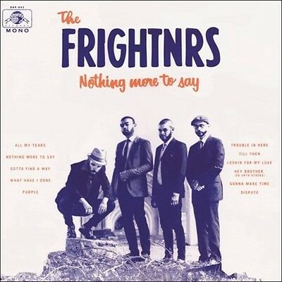 Nothing More To Say - Frightnrs (2016, Vinyl NEW)