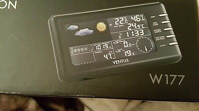 Ventus W177 colour screen wireless weather station.