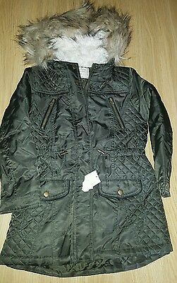 girls coats age 8-9 years  (new )