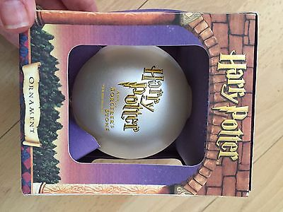 Harry Potter Christmas Bauble - Sorcers Stone