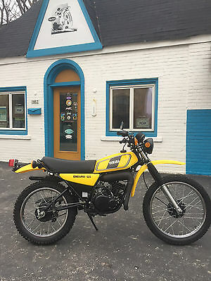 1978 Yamaha Other  DT 125 enduro in pristine / mint condition an absolute show bike quality Yamaha
