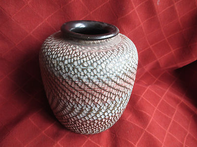 old german gesch ceramic vase