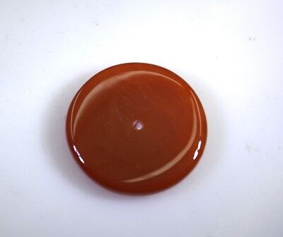 Red onyx cabochon Red wholesaler Round 29.3 X 29.3 mm 1pc AU